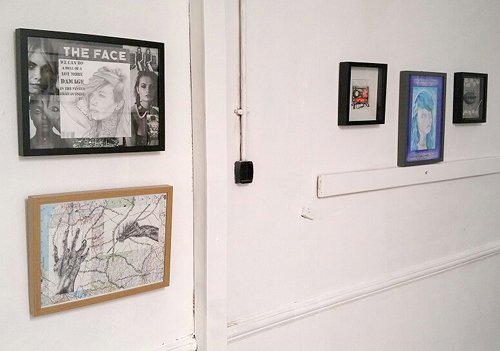 5 works from Georgie Crouch